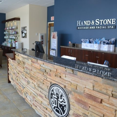 Hand Stone Spa