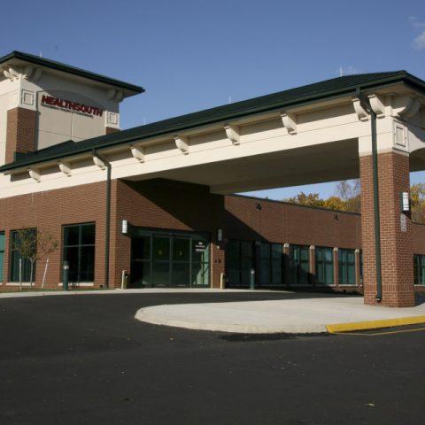 Healthsouth Fredericksburg
